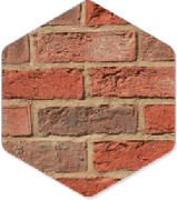 York Handmade Old Clamp 50mm Brick